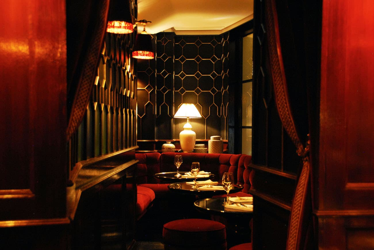 PETIT SALON FLORIDA CAFE PARIS