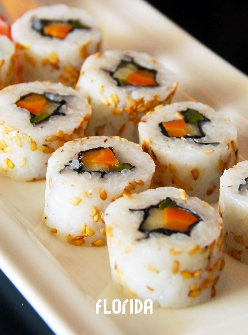 sushi restaurant Florida Les Halles Paris